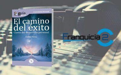 Daniel Pérez habla sobre éxito en el programa 'Franquicia2'